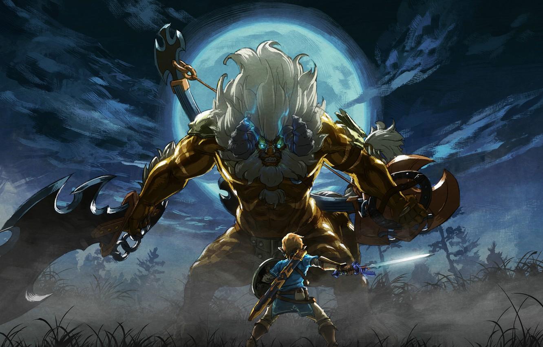 Breath Of The Wild Screensaver: Wallpaper Nintendo, Game, Link, The Legend Of Zelda
