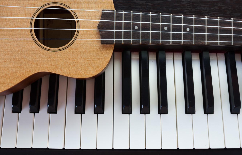 Wallpaper Music Guitar Piano Images For Desktop Section Muzyka Download