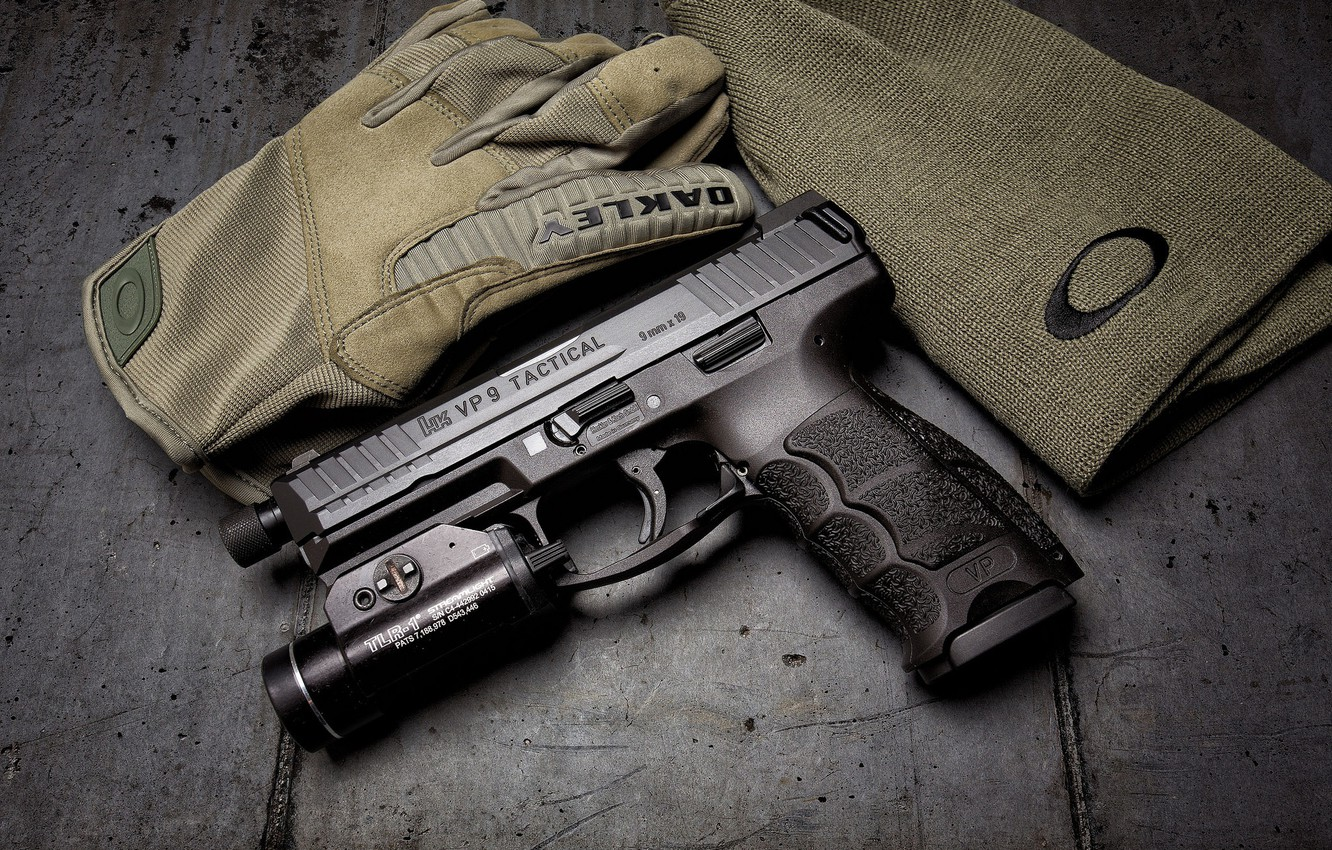Wallpaper Gun Background Tactical Vp9 H K Images For