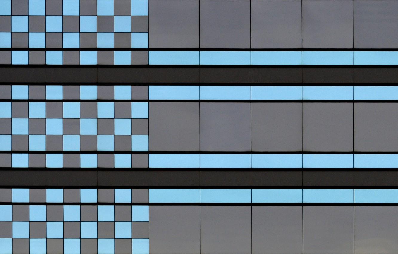 Photo wallpaper wall, color, form