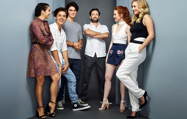 Wallpaper Smile The Series Actors Riverdale Veronica Lodge