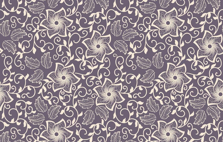 Photo wallpaper texture, ornament, flower, texture, background, pattern, ornament, seamless