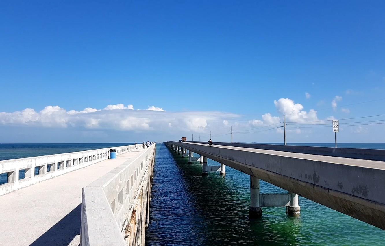 Wallpaper Travel Stay Bridges Key West Seven Mile Bridge