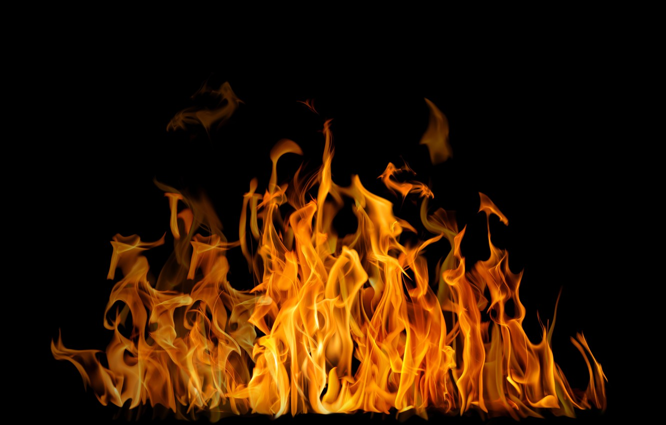 Photo wallpaper fire, energy, Accelerated oxidation