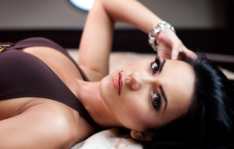 Photo wallpaper music, girl, big, eyes, face, singer, Inna, oppai, Elena Alexandra Apostoleanu, tekai