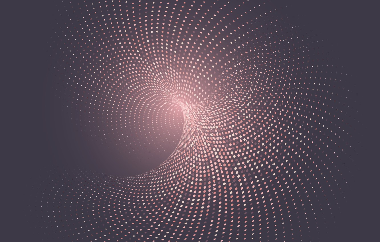 Photo wallpaper abstraction, vector, spiral, background, spiral