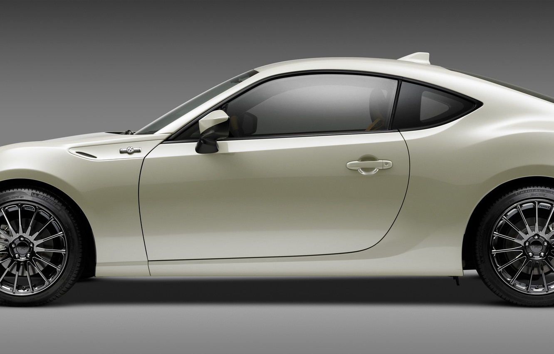 Photo wallpaper auto, white, background, Scion