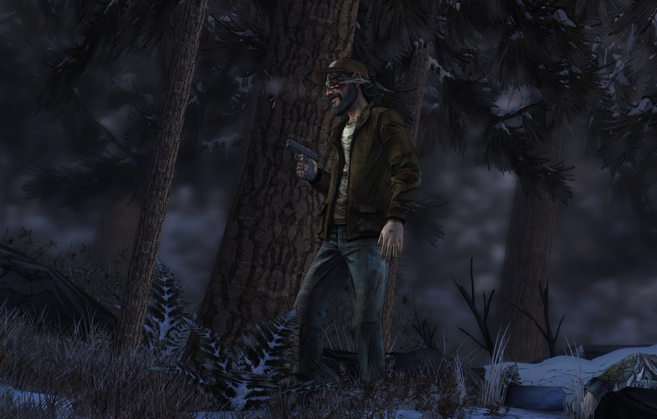 Wallpaper The Walking Dead Telltale Games Kenny Images For