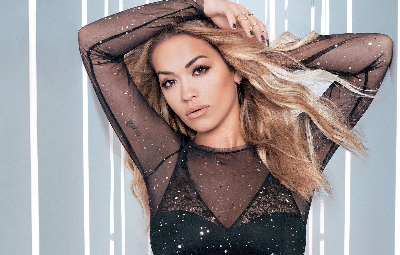 Photo wallpaper look, portrait, singer, Rita Ora