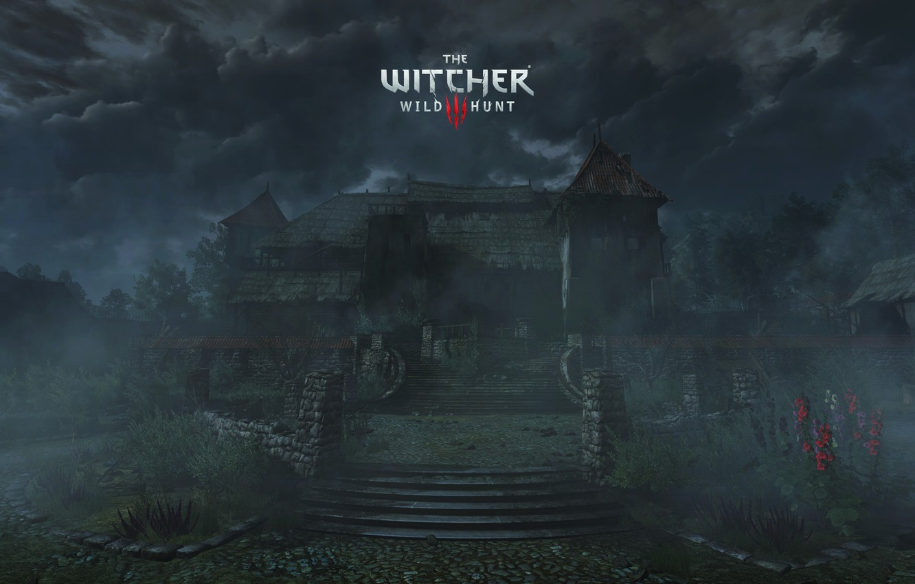 Wallpaper The Witcher Dlc Cd Projekt Red The Witcher 3 Wild