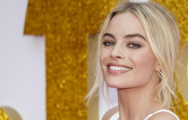 Wallpaper Girl Look Blonde Smile Girl Hair Eyes Actress
