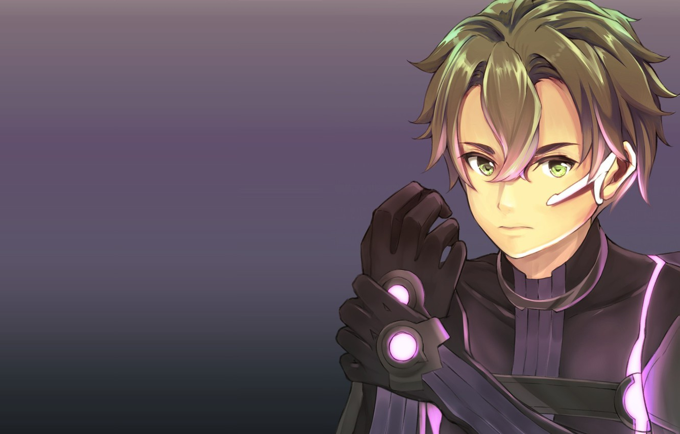 Wallpaper Anime Manga Sword Art Online Kirigaya Kazuto Sao