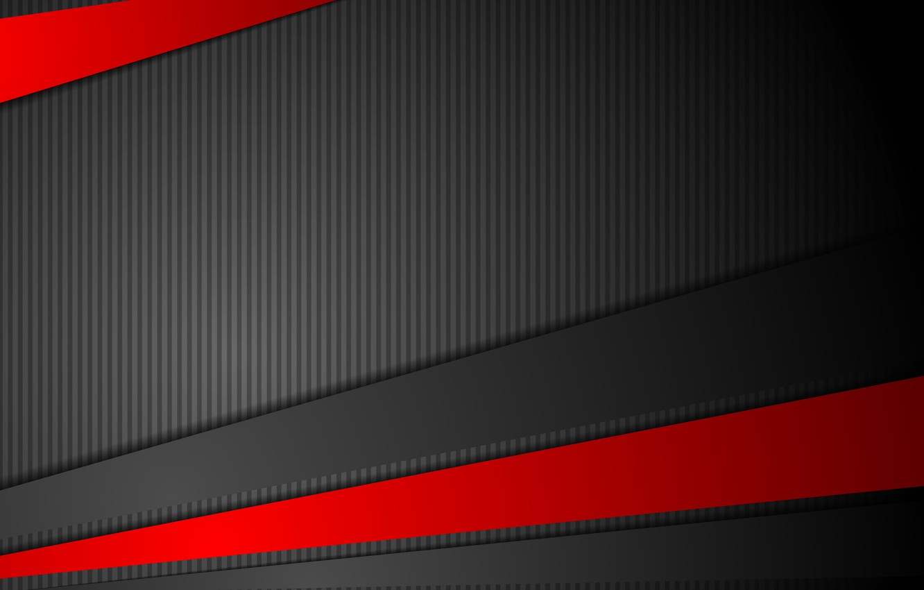 Wallpaper Vector Abstract Red Black Design Art Background