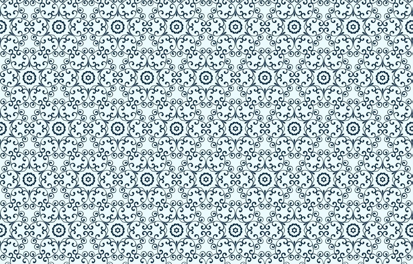 Photo wallpaper texture, wallpaper, ornament, vintage, with, pattern, Vector, seamless