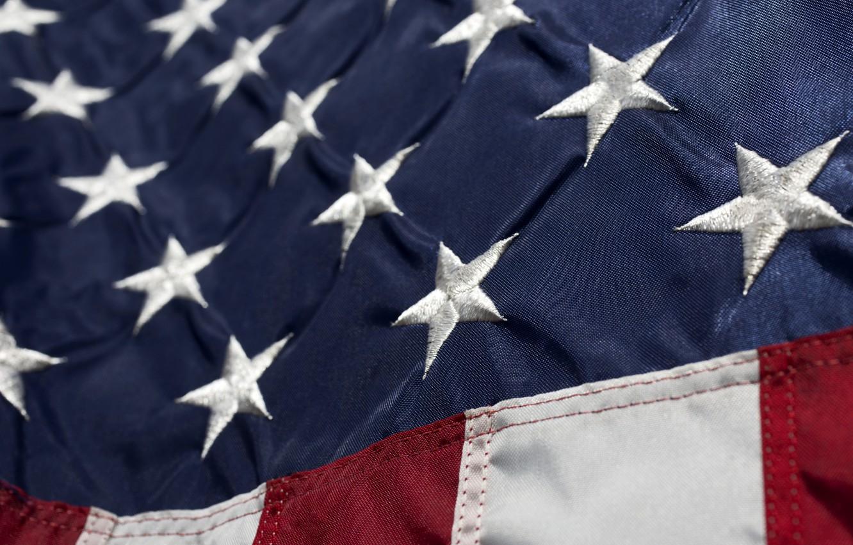 Photo wallpaper flag, America, United States, USA, U.S., United States Of America, America, Stars and Stripes, The …