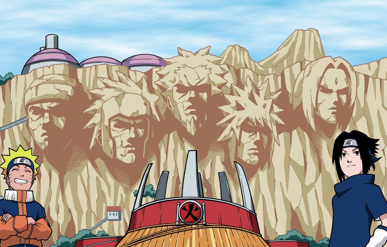 Wallpaper Sasuke Naruto Sakura Ninja Team 7 Shinobi Kakashi