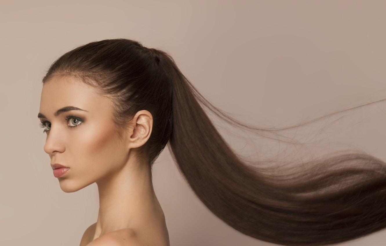 Photo wallpaper fashion, Makeup, hairstyle
