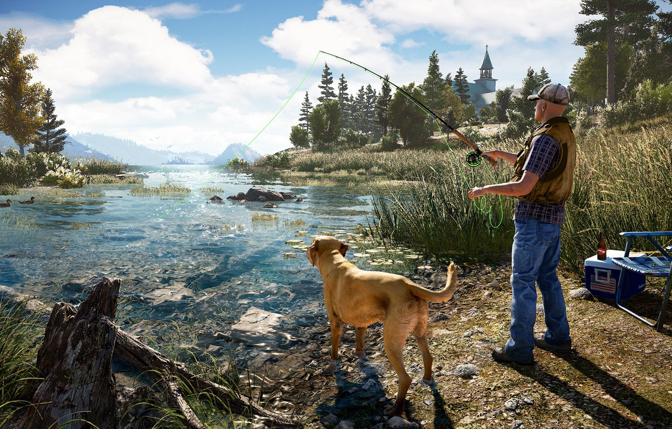 Wallpaper Ubisoft Game Far Cry 5 Images For Desktop Section