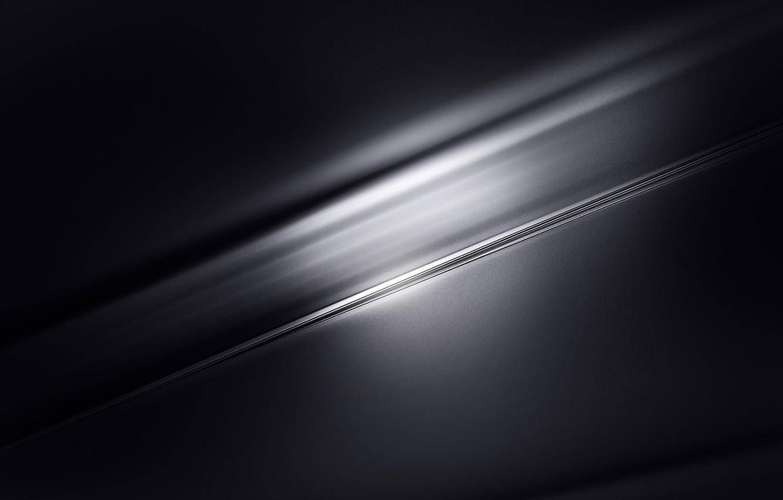 Photo wallpaper Porsche, Design, Dark Abstract