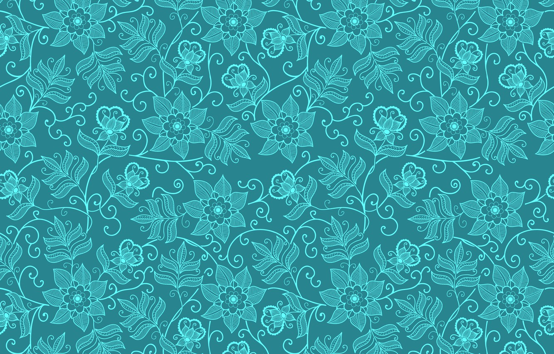Wallpaper Vector Flower Texture Wallpapers Pattern