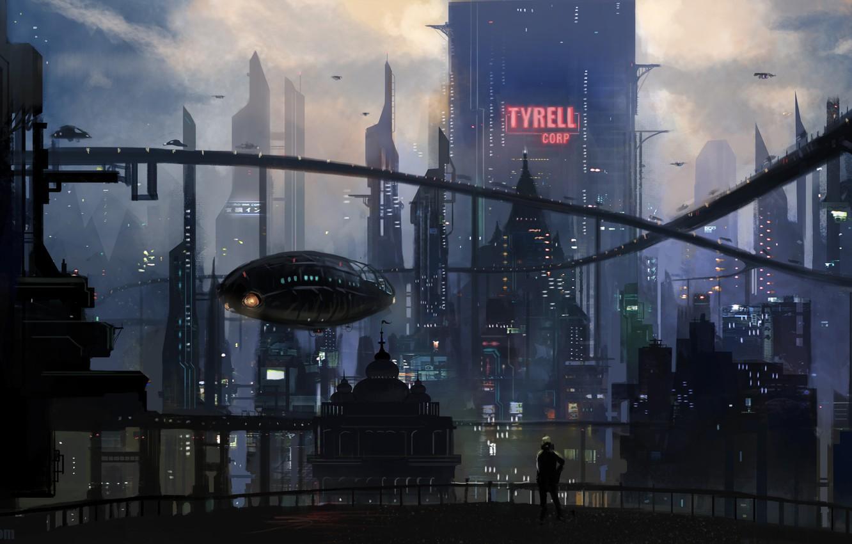 Wallpaper Blade Runner Blade Runner 2049 Tyrell Corp Images For Desktop Section Fantastika Download