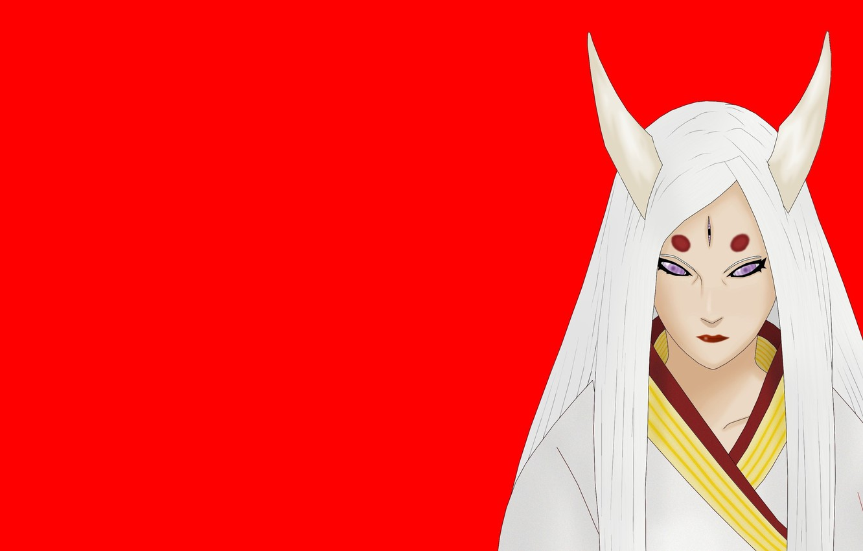 Photo wallpaper Naruto, anime, asian, manga, japanese, Naruto Shippuden, oriental, asiatic, god goddness, Ootsuki Kaguya