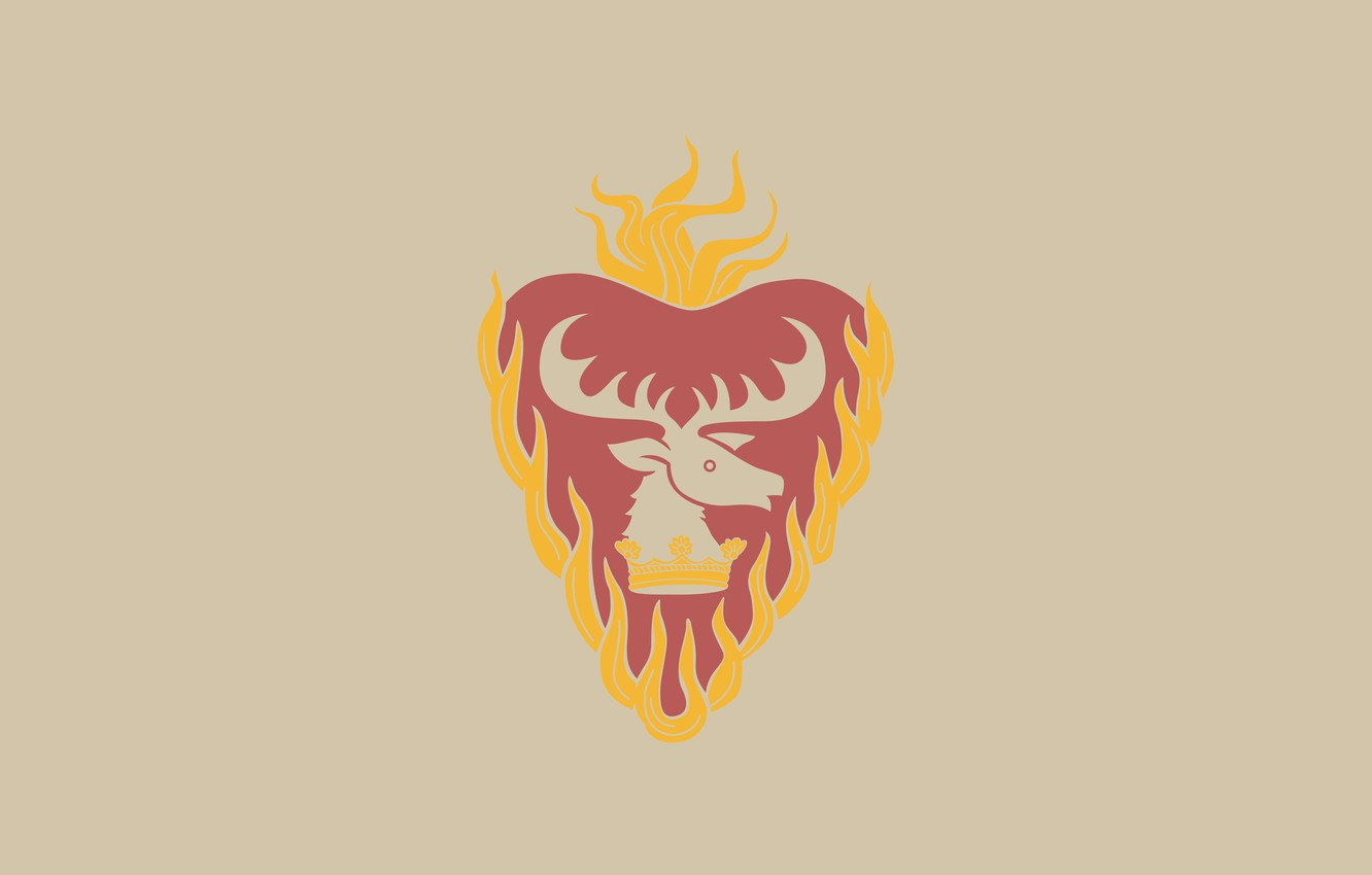 Wallpaper Minimalism Book The Series Coat Of Arms A Song Of