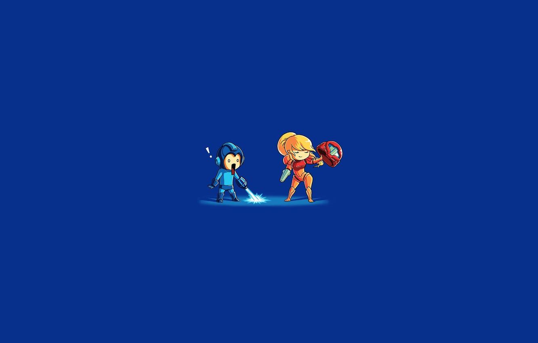 Wallpaper Samus Aran Mega Man Metroid Samus Samus Aran Aran Metroid Samus Aran Images For Desktop Section Minimalizm Download