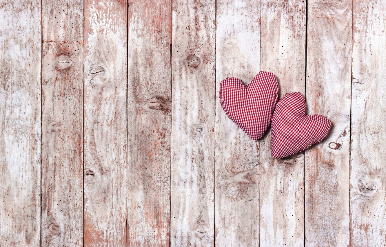 Photo wallpaper love, hearts, love, wood, pink, romantic, hearts