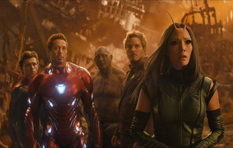 Photo wallpaper Heroes, Costume, Actor, Actress, Movie, Heroes, Superheroes, Armor, Iron man, The film, Actors, Fiction, Iron …