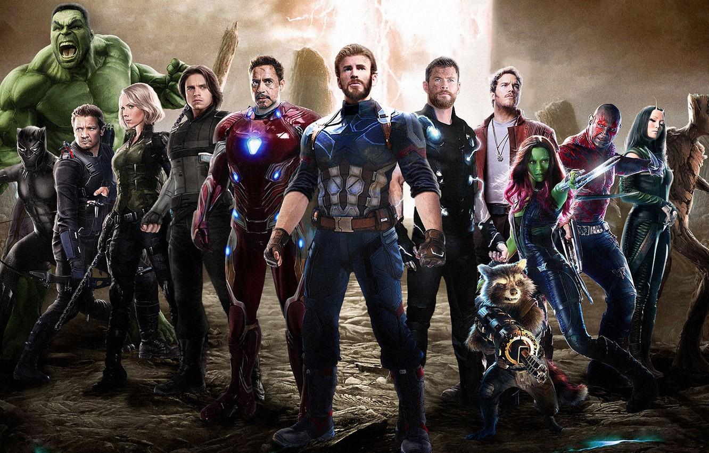 Photo wallpaper Scarlett Johansson, Heroes, Costume, Bow, Actor, Actress, Movie, Mask, Rocket, Scarlett Johansson, Bradley Cooper, Heroes, …