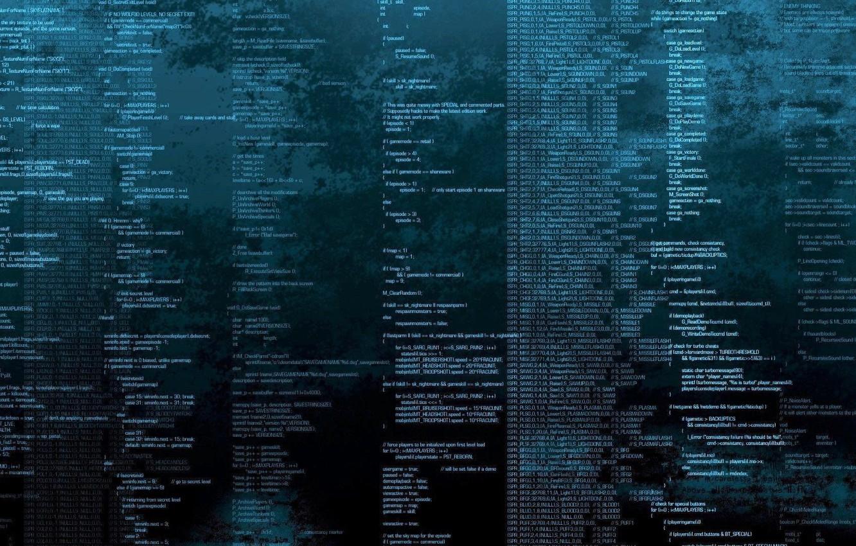 Photo wallpaper computer, text, figures, words