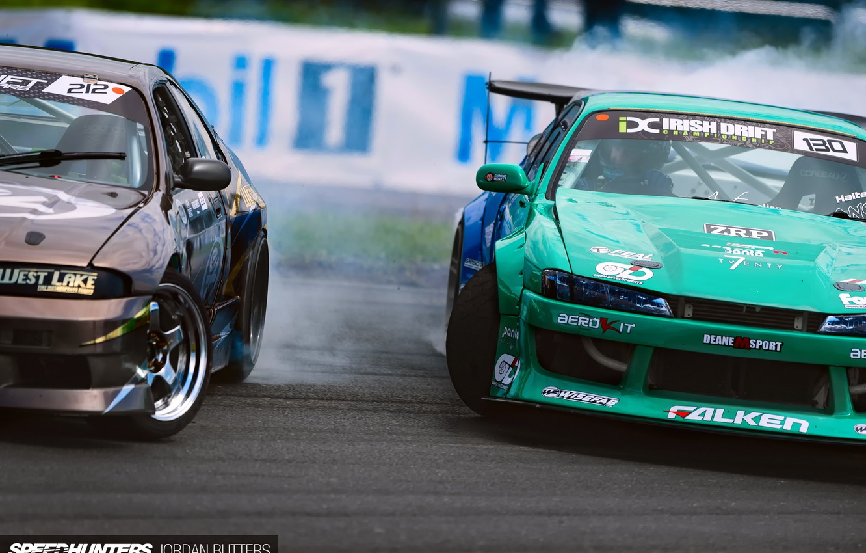 Photo wallpaper sport, drift, Nissan, Global Warfare