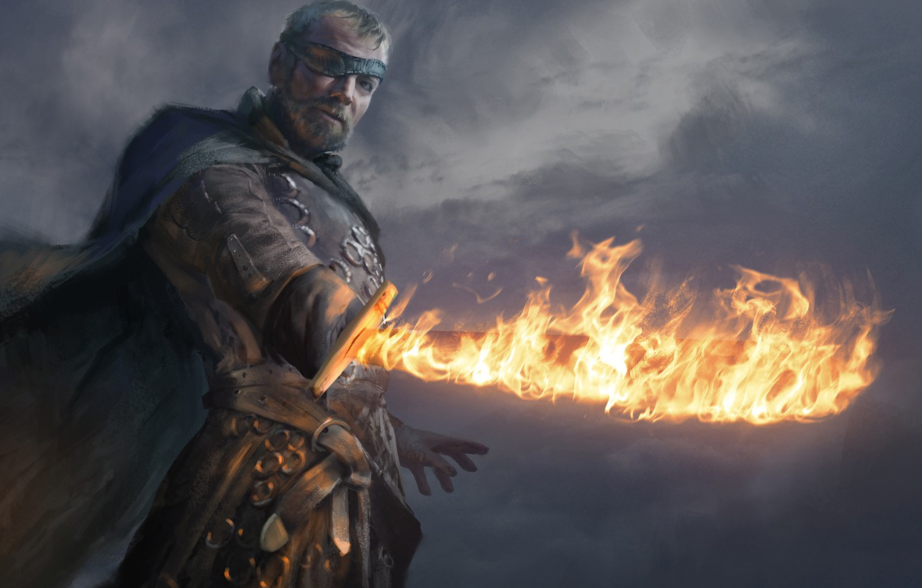 Wallpaper Fire Sword The Series Art A Song Of Ice And Fire