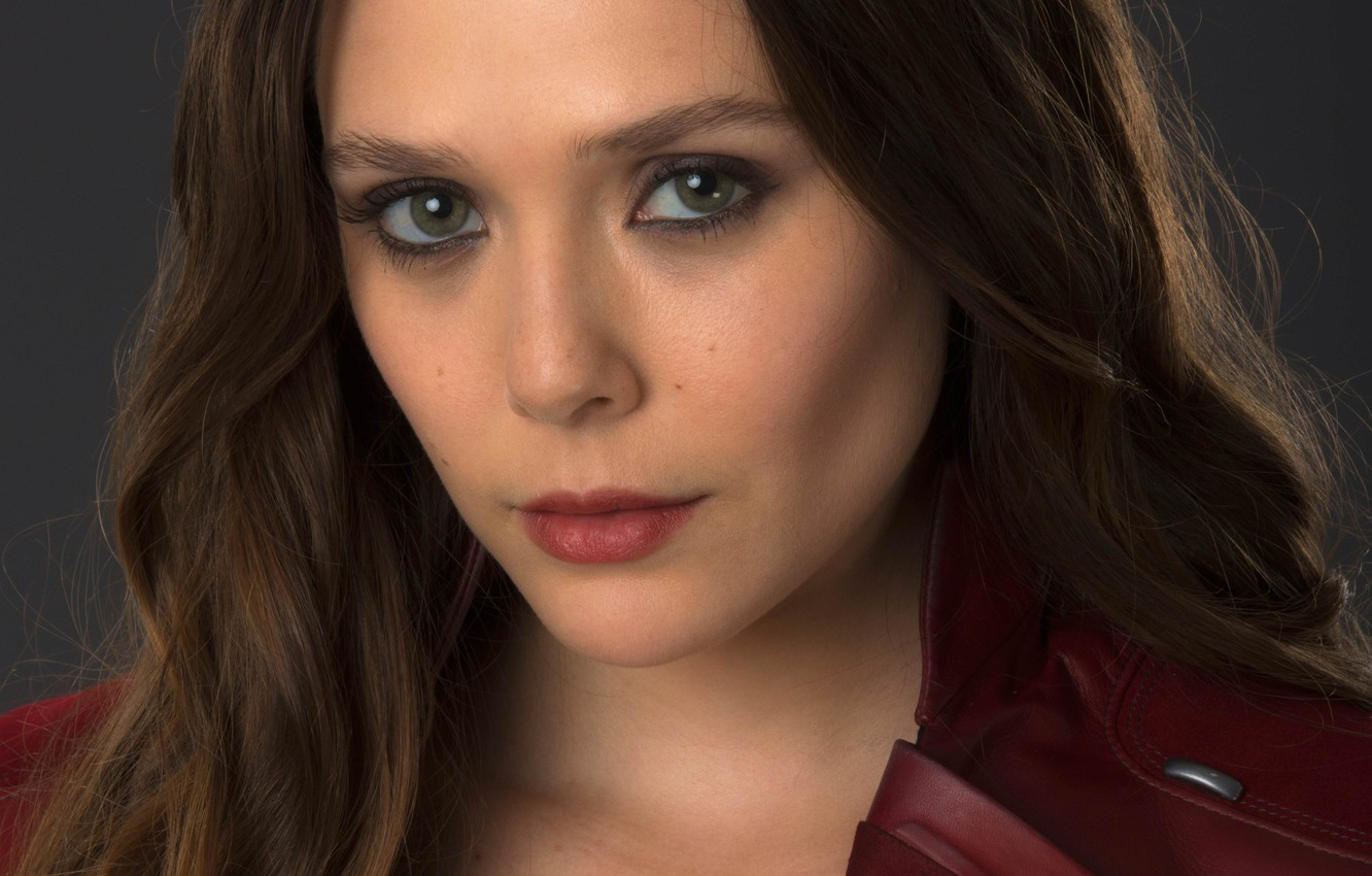 Scarlet witch actress