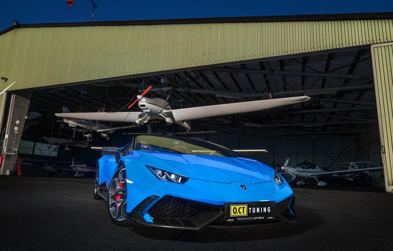 Photo wallpaper coupe, Lamborghini, Coupe, Huracan, hurakan, lambogini