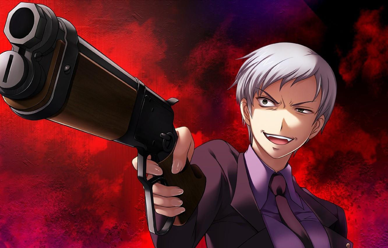 Wallpaper Gun Game Weapon Anime Microsoft Windows Ps3