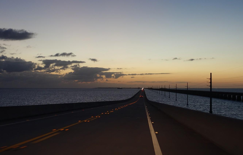 Wallpaper Bridge Key West Florida Keys Images For Desktop