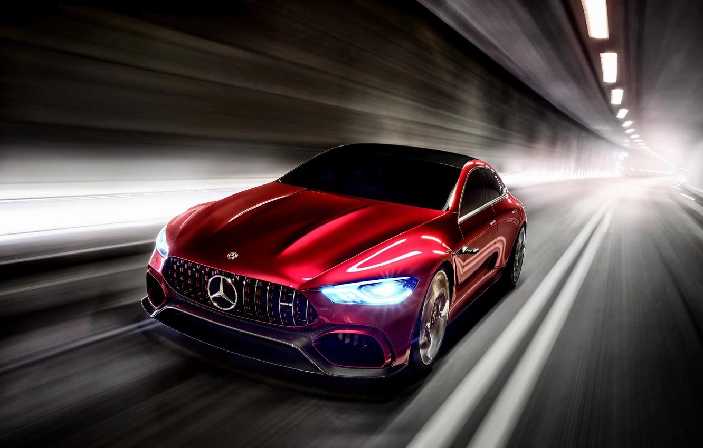 Photo wallpaper Concept, the concept, Mercedes, Mercedes, GT-Class