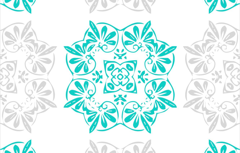 Photo wallpaper flowers, background, texture, ornament, backgroud