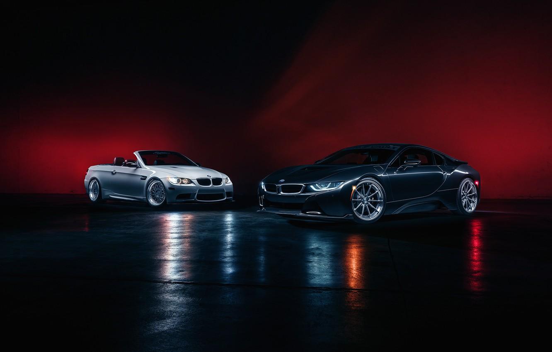 Photo wallpaper BMW, Cars, Front, E93, Collection, Aristo