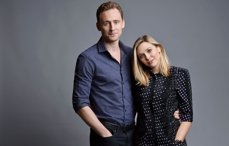 Photo wallpaper Girl, Look, Blonde, Girl, Dress, Actor, Actress, Actors, Shirt, Beauty, Blonde, Beautiful, Tom Hiddleston, Tom …