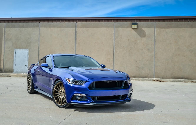 Niche Wheels Mustang >> Wallpaper Mustang Wheels Ford Blue Niche Images For Desktop