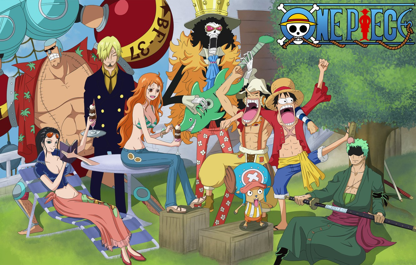 Wallpaper Game Anime Pirate One Piece Nami Oriental Japanese
