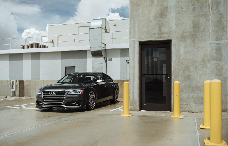 Photo wallpaper Audi, VAG, LED