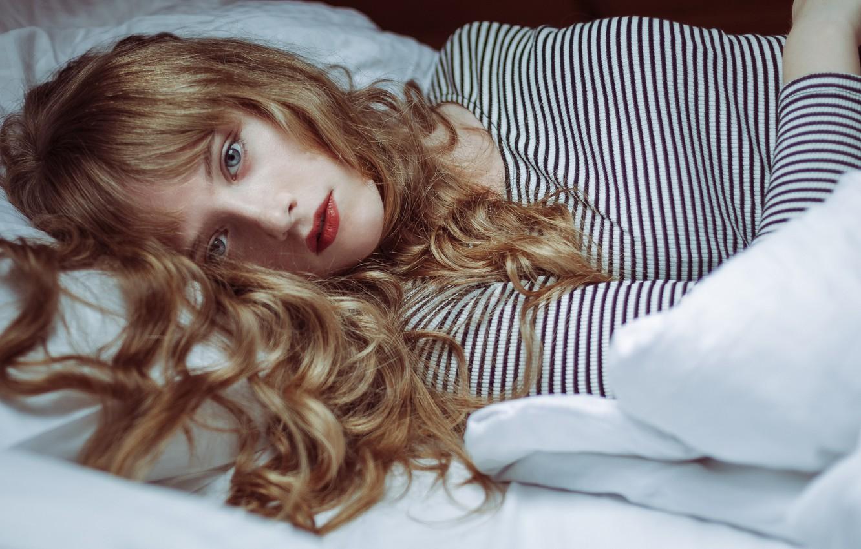 Photo wallpaper hair, sponge, curls, kassio. epia, heart as a river