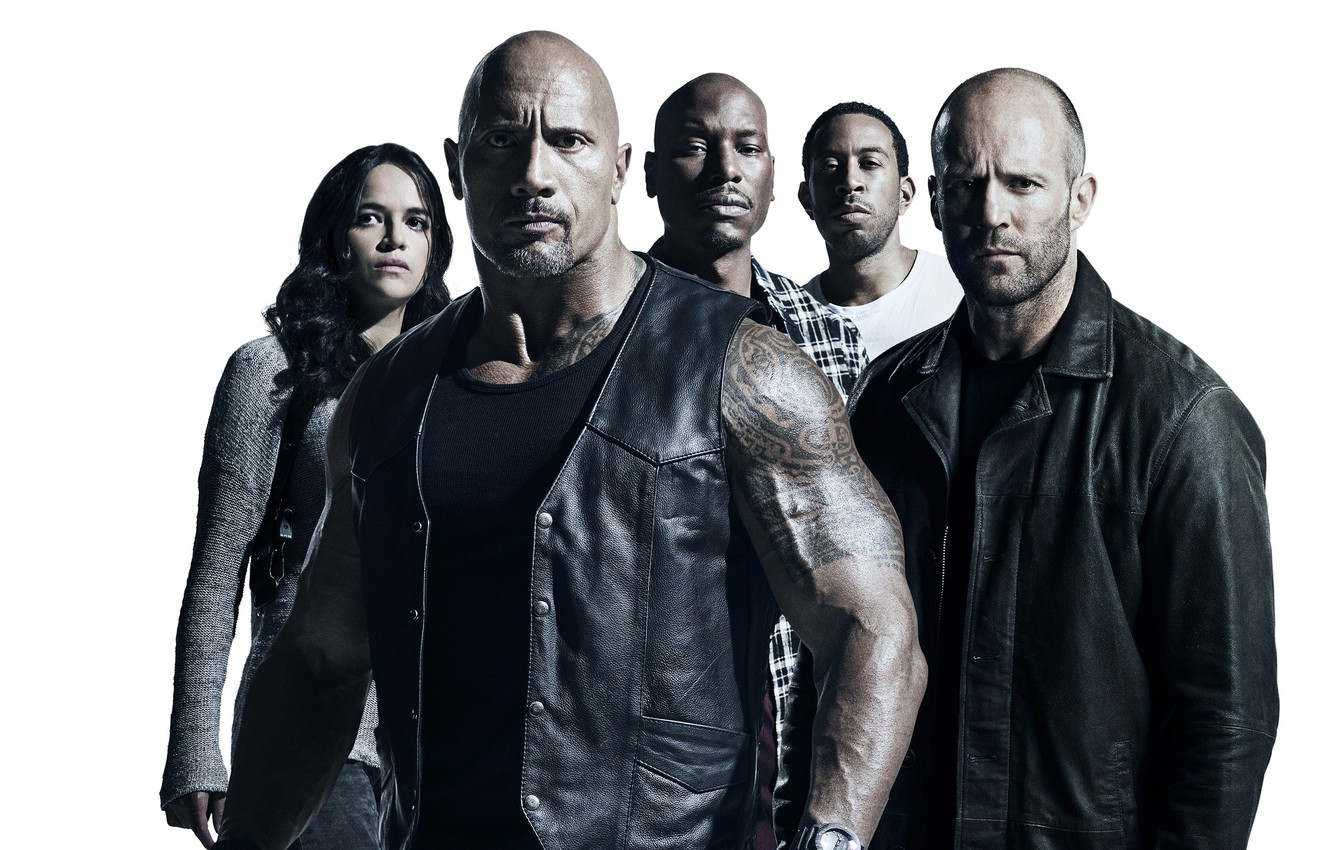 Wallpaper Movie The Fate Of The Furious Fast And Furious 8