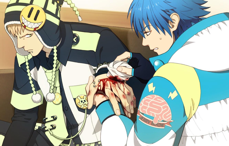 Photo wallpaper DRAMAtical Murder, Noiz, Seragaki Aoba