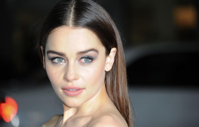 Photo wallpaper actress, Emilia Clarke, Emilia Clarke