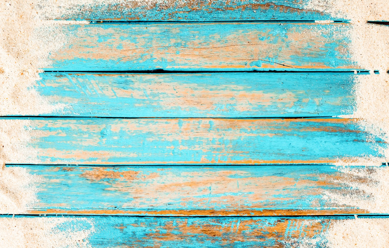 Photo wallpaper sand, background, Board, beach, vintage, wood, background, sand, marine